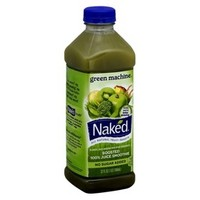 Naked Green Machine Boosted 100% Juice Smoothie 32 oz
