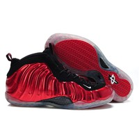 "Nike Air Foamposite One ""Metallic Red"" Sneaker - Best Deal Online"