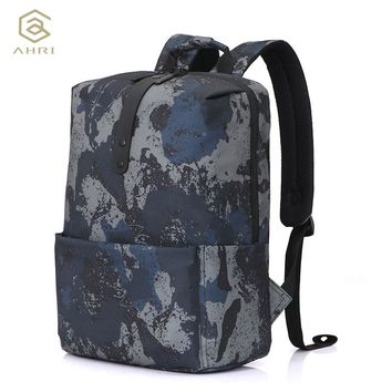 Men Women Backpack School Bag for Teenagers College Waterproof Oxford Travel Bag Laptop Back packs