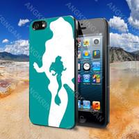 Ariel The Little Mermaid - iPhone 4 4S iPhone 5 5S 5C and Samsung Galaxy S2 S3 S4 Case
