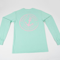 Classic Anchor Long Sleeve - Mint