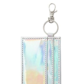 Iridescent Card Holder