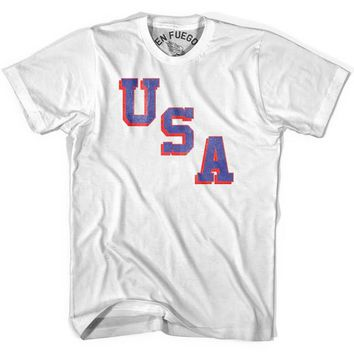 USA Miracle T-shirt, White