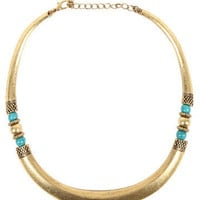 GYPSY WARRIOR - Sheba Collar Necklace