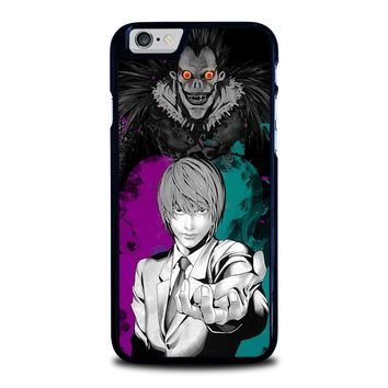 LIGHT AND RYUK DEATH NOTE iPhone 6 / 6S Case Cover