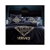 Versace bedding Black gold