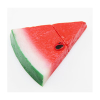 Cartoon Watermelon USB Flash Drive 64GB USB2.0 Pen Drive 64GB Pendrive Memory Disk 32GB 16GB 8GB 4GB USB Stick