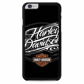 Harley Davidson Quote 46 iPhone 6 Plus / 6S Plus Case