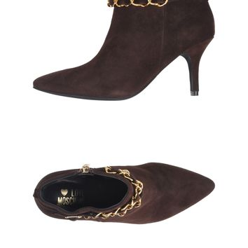 Love Moschino Shoe Boots