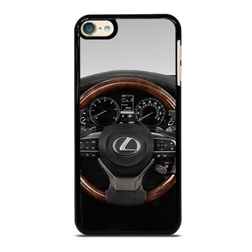 LEXUS STEERING WHEEL iPod Touch 4 5 6 Case Cover