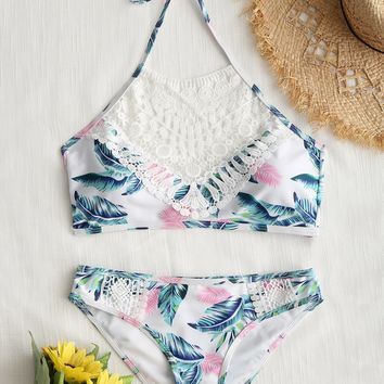 Swimsuit Hot Summer Beach New Arrival Sexy Hollow Out Slim Swimwear Bikini [222045765657]