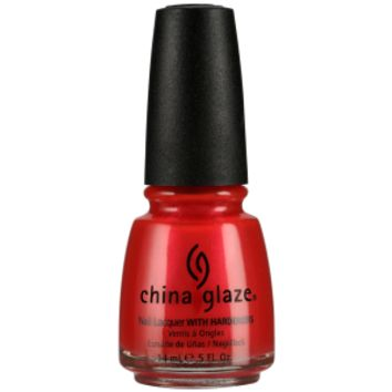 China Glaze - Scarlet 0.5 oz - #70309