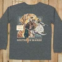 Southern Marsh Gun Dog Collection Three - Long Sleeve - Youth