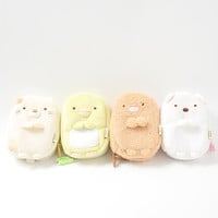 Sumikko Gurashi Multi-Use Plushie Pouches