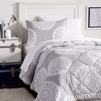 Medallion Florette Value Comforter Set