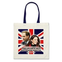 Prince William & Kate Middleton Bag from Zazzle.com