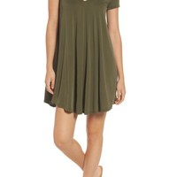 Soprano T-Back Swing Dress | Nordstrom