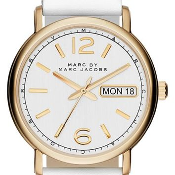 Women's MARC BY MARC JACOBS 'Fergus' Watch, 38mm