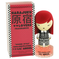 Harajuku Lovers Wicked Style Lil' Angel By Gwen Stefani Eau De Toilette Spray 1 Oz