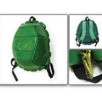 TMNT Teenage Mutant Ninja Turtles Turtle Shell Backpack With 4 Masks