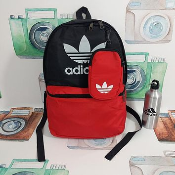 ADIDAS Woman Men Casual Fashion Backpack Bookbag Shoulder Bag