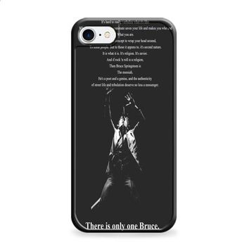 Bruce Springsteen Quotes iPhone 6 | iPhone 6S case
