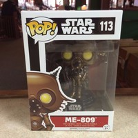 2016 Funko POP! Star Wars Force Awakens ME-809 #113 Vinyl Figure MIB
