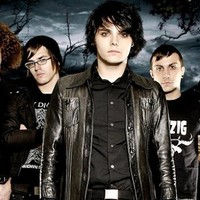 My Chemical Romance Music Band Group Nice Silk Fabric Cloth Wall Poster Print (20x13inch)