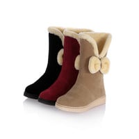 Womens Charming Winter High Boots