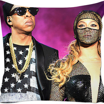 Beyoncé & Jay-z Pillow