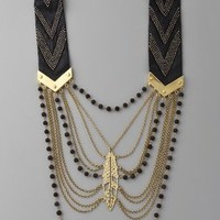 Fiona Paxton Rosetta Suede Necklace