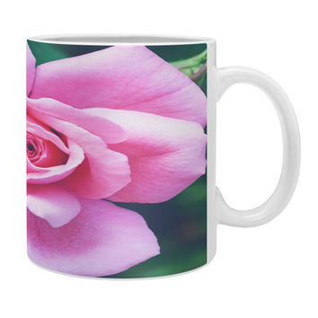 Allyson Johnson Darling Pink Rose Coffee Mug