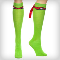 Teenage Mutant Ninja Turtle Mix & Match Knee High Socks 4-Pack