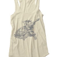 Women's | Turtle Tank | Tri-Blend Racerback Tank Top