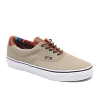 Vans Era 59 C&L Shoes - Mens Shoes - Multi - 9     SIZE