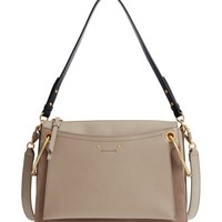 Chloé Small Roy Leather Shoulder Bag | Nordstrom