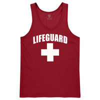 Lifeguard Men's Tank Top