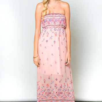 Pixley Floral Maxi Dress