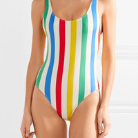 Solid & Striped - The Anne-Marie striped swimsuit