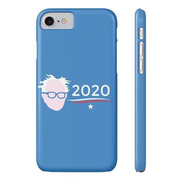 Bernie Sanders for President 2020 Case Slim iPhone 7
