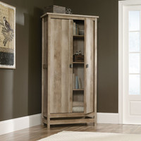 Sauder Cannery Bridge 2 Door Storage Cabinet