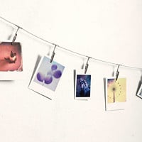 Metal Photo Clips String Set - Urban Outfitters