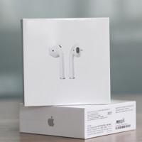 IPhone Airpods Wireless Bluetooth MMEF2ZM / A Original Garanzia 24 Mesi F