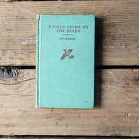 Vintage Field Guide to the Birds