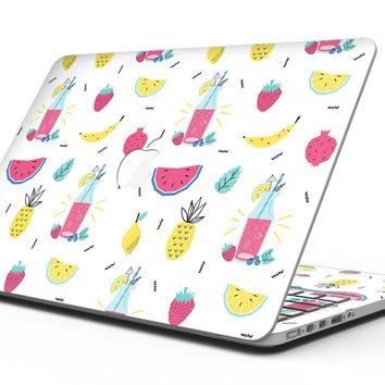 Tropical Summer Love v1 - MacBook Pro with Retina Display Full-Coverage Skin Kit