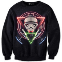 Beats of the Trooper Crewneck