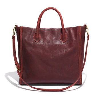 The Camden Tote - totes - shopmadewell's BAGS - J.Crew