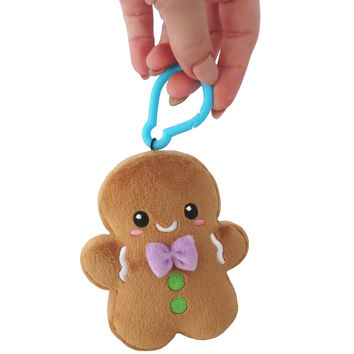 Micro Comfort Food Gingerbread Man