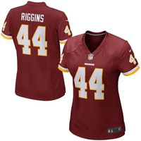 Women's Washington Redskins John Riggins Nike Burgundy Retired Game Jersey