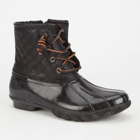 Steve Madden Tillis Womens Boots Black  In Sizes